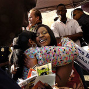LaKisha Jones Makes Triumphant Return to Flint
