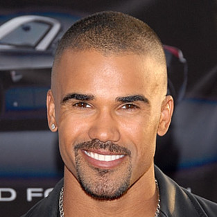 Shemar Moore: Naked, But Not Gay