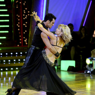 Dancing with the Stars Bids Farewell to Leeza Gibbons
