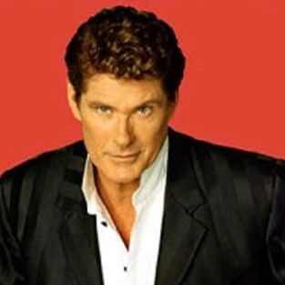 America's Got Talent. And David Hasselhoff as a Drunk, Accusatory Judge.