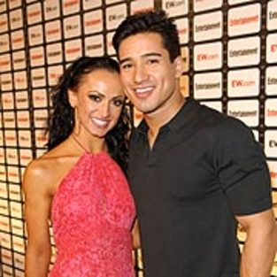 Karina Smirnoff, Mario Lopez Move in Together