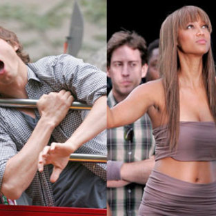 Ashton Kutcher and Tyra Banks to Create Reality Show