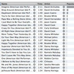 David Archuleta Leads iTunes Downloads