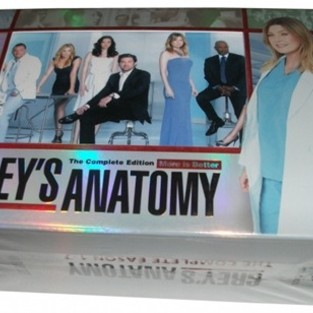 Grey's Anatomy Giveaway: Win Seasons 1-7 on DVD!