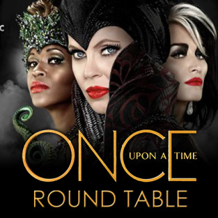 "Once Upon a Time Round Table: ""The Stranger"""