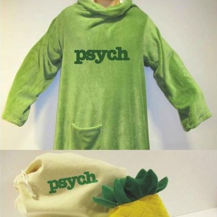Psych Giveaway: Snuggie, Pajamas, and Season 5 DVD!