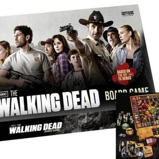 The Walking Dead Giveaway: Action Figures! Games! Books!