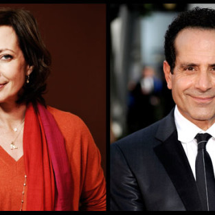 Allison Janney and Tony Shalhoub Cast on NBC Sitcom Pilot