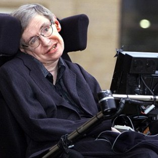 Stephen Hawking to Stop By The Big Bang Theory