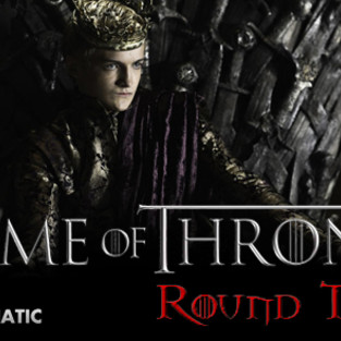 "Game of Thrones Round Table: ""Garden of Bones"""