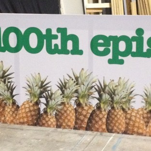 Psych Set Visit, Diary: 100 Episodes and Counting!