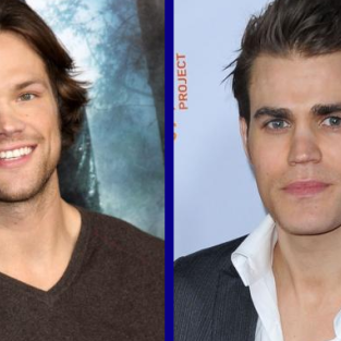 Tournament of TV Fanatic: Jared Padalecki vs. Paul Wesley!