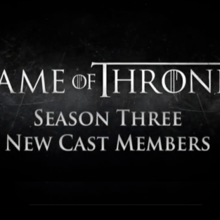 Game of Thrones: Season 3 Premiere Date, 13 New Actors Announced!