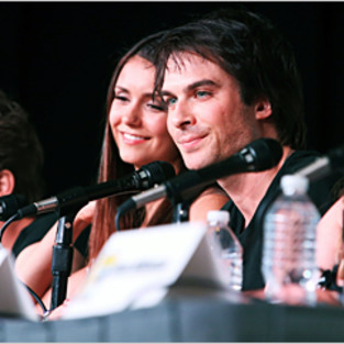 The Vampire Diaries Comic-Con Panel: New Vampires, Witches & Season 4 Tensions!