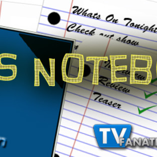 Jim's Notebook: Open to New Girl, House of Cards and More!