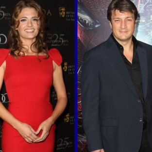 Tournament of TV Fanatic ABC Championship: Stana Katic vs. Nathan Fillion!