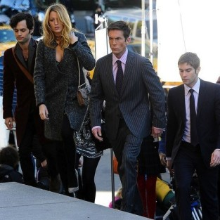 Gossip Girl Series Finale Set Pics: Where is Chuck?