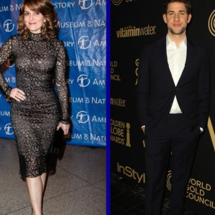 Tournament of TV Fanatic: Tina Fey vs. John Krasinski!