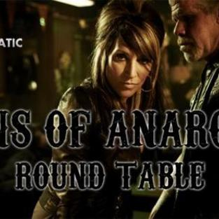 "Sons of Anarchy Round Table: ""Kiss"""