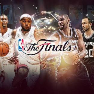 TV Ratings Report: NBA Finals Heat Up