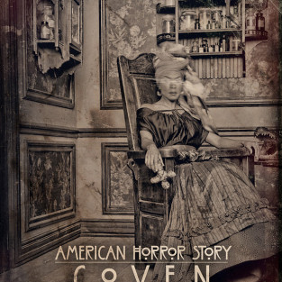 American Horror Story: Coven: New Posters, Same Old Creepiness