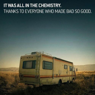 Breaking Bad Expands Final Two Episodes, Releases Series Finale Poster