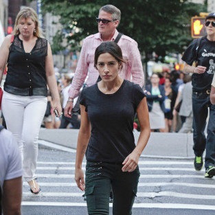 "Person of Interest Exclusive: Sarah Shahi on ""Dark, Damaged"" Shaw, Pretending to Be Jason Bourne"