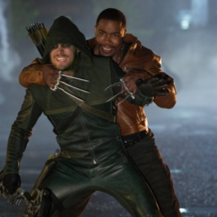 Arrow Review: Corporate Heroes