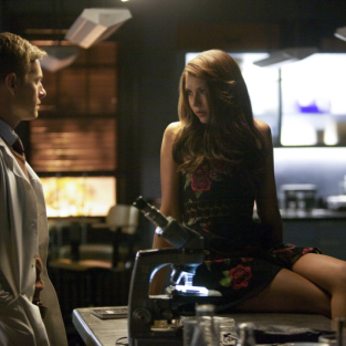 The Vampire Diaries Review: Anchor... Away!