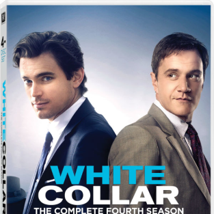 DVD Releases, Giveaway of the Week: Win White Collar Season 4!