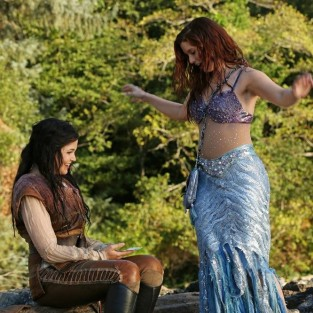 Once Upon a Time Photo Preview: Over the Sea