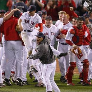 TV Ratings Report: Red Sox, Fox Win Big