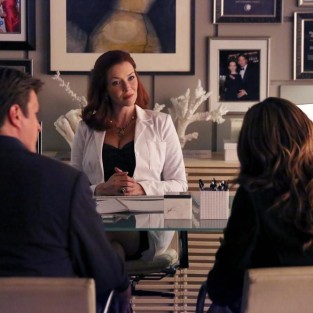 Castle Sneak Peeks: Face-ing Facts