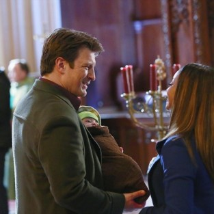 "Castle Picture Preview: ""The Good, The Bad, and The Baby"""