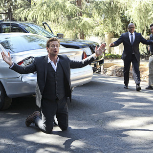 The Mentalist Preview: Who Is Red John?