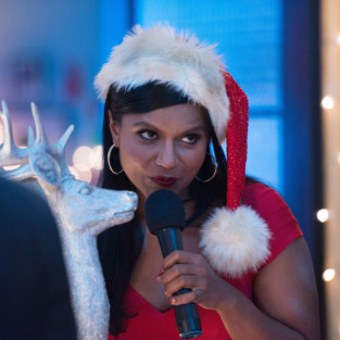 The Mindy Project Review: Santa Bras of Wine