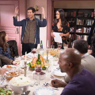 Brooklyn Nine-Nine Cast Teases Thanksgiving, Talks Fun Theme Song