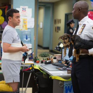 Brooklyn Nine-Nine Review: Jake and the Bandit