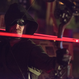 Arrow Photo Preview: Have a Blast