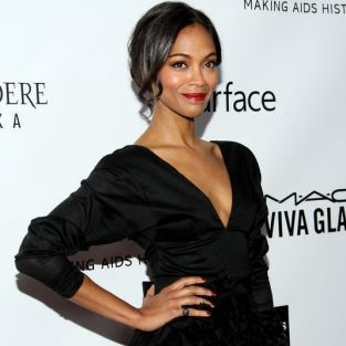 Zoe Saldana to Headline Rosemary's Baby Miniseries