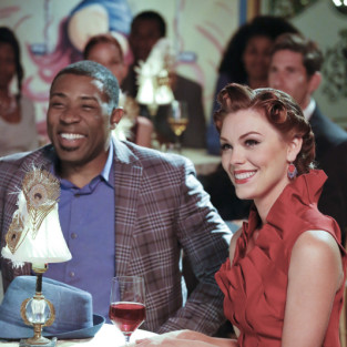 Hart of Dixie Photo Preview: Lighting Up Lavon