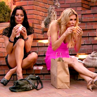 The Real Housewives of Beverly Hills Review: Drunk Girls on a Pole