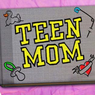 Teen mom banner