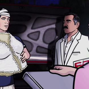 Archer: Watch Season 5 Episode 2 Online