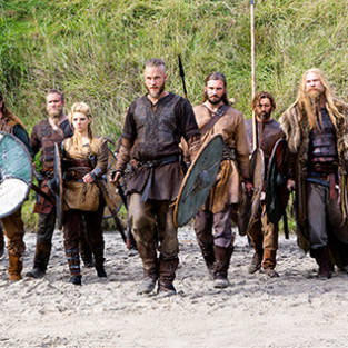Vikings cast photo