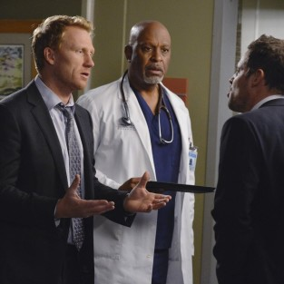 TV Ratings Report: Happy Returns for Grey's Anatomy, Scandal