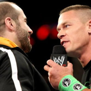 WWE RAW Results: Cena vs. Cesaro!
