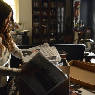 "Pretty Little Liars Preview: 9 Photos From ""She's Come Undone"""