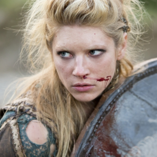 Lagertha joins forces