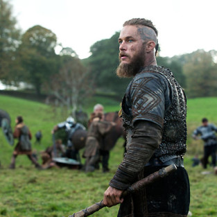 Ragnar lothbrok mid battle